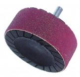 Шлифовальный барабан диаметр 75 + 5 колец  60890-67